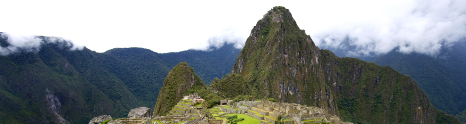 Machu Picchu Facts picture