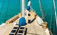 Galapagos Sail Vessel Beagle Bow