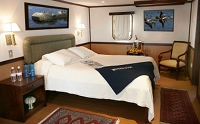 Galapagos Cruise Ship Evolution Suite
