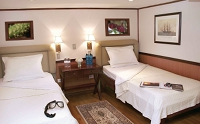 Galapagos Cruise Ship Evolution Twin Cabin