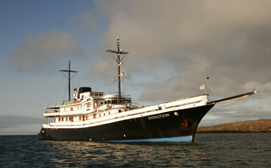 Galapagos Cruise Ship Evolution