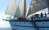 Galapagos Cruise Yacht Sagitta Stern