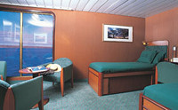 Galapagos Cruise Ship Santa Cruz Double Cabin