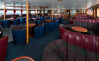 Galapagos Cruise Ship Santa Cruz Lounge