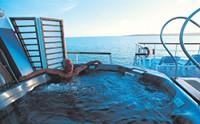 Galapagos Cruise Ship Santa Cruz Jacuzzi