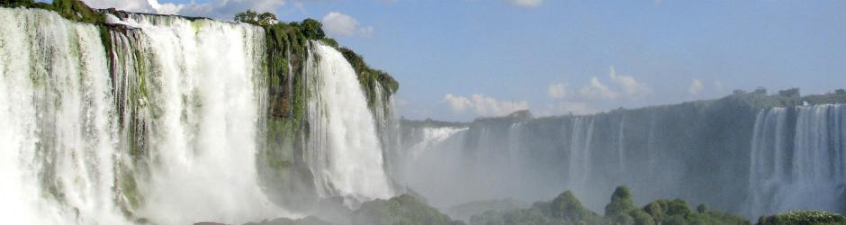 Argentina Travel - Iguazu Falls & Salta picture